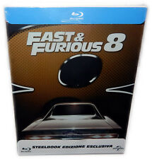 Fast & (and) the Furious 8 [Blu-Ray] limited Steelbook, Deutsch(er) Ton