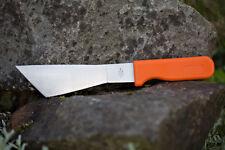 Zenport K115 Lettuce and Harvest Knife 7.25-Inch Stainless Steel Blade