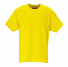 Portwest Hombre Turín camiseta de calidad Blk/Azul marino/R.Blu/Rojo/S.azul/