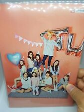 Twice X Spris Collaboration Limited Edition Official Group Photo Card Red