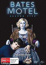 Bates Motel : Season 5 (DVD, 2017, 3-Disc Set)