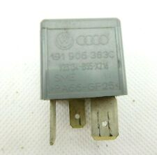 167  Relais Kraftstoffpumpenrelais für VW Audi Seat Skoda 191906383C