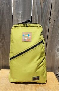 TOM BIHN Daylight Backpack Lime Green MADE in USA