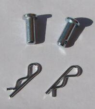 MG Rover MGF MGTF F TF Handbrake Cable Clevis Pin and Securing R Clip x 2 New
