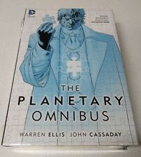 The Planetary Omnibus HC brand new sealed copy! DC Comics