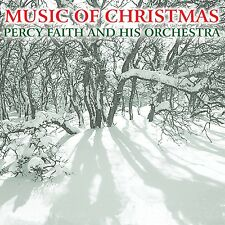 Percy Faith & His Orchestra - Music Of Christmas CD