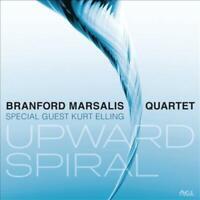 BRANFORD MARSALIS QUARTET/KURT ELLING/BRANFORD MARSALIS - UPWARD SPIRAL USED - V
