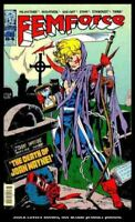 Femforce 84 VF/NM