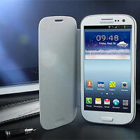 Flip Leather Smart Case Stand Battery Cover for Samsung Galaxy S3 III i9300