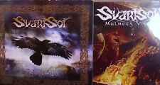 Svartsot- Ravnenes Saga (Digipak)/ Mulmets Viser/ Maledictus Eris- 3 CDs