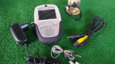 MINI-VIDEO-ÜBERWACHUNG Monitor portabel + Mini-Kamera 2.4GHz Baby Senioren Alarm