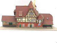 Bahnhof Neuffen BELEUCHTET Spur N D0478