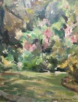 Original Oil Painting Rockport Massachusetts Luminist Signed Listed Artist Art