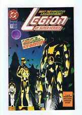 DC Legion Of Super-Heroes V4 #33 F/VF+ 1992