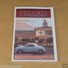 Compatibile con Nissan Figaro guida di manutenzione e Manuale di Officina