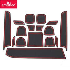 Gate slot pad for Suzuki Swift 1.2 Sport 2011-2017 Anti-Slip Cup Mat Accessories