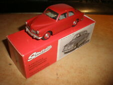 Somerville 1/43 #124 Volvo Amazon  handcrafted mastermodel      Mint in Box