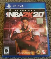 NBA 2K20 PS4 (SONY PLAYSTATION 4, 2019) ! FREE SHIPPING! Quick