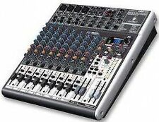 Behringer XENYX X1622 USB Mixer With Tracktion Recording Software