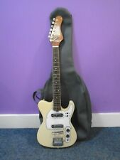 1970s Japanese Jedson Telecaster Electric 6 String Guitar Fully Working No Bar