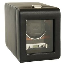 Wolf Module 2.7 Roadster Automatic Single Watch Winder with Cover