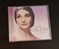 CD ALBUM - MARIA CALLAS - POPULAR MUSIC FROM TV, FILM AND OPERA