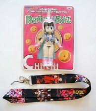 Dragon Ball Collection Chi-Chi Soft Vinyl Figure Vol. 1 ~Free Lanyard~ US Seller