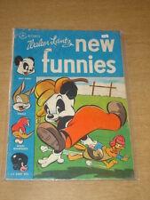NEW FUNNIES #118 G (2.0) ANDY PANDA WOODY WOODPECKER DELL COMICS DECEMBER 1946