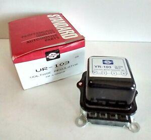 Voltage Regulator STANDARD MOTOR PRODUCTS VR103