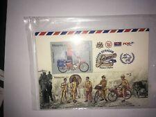 Malaysia 2012 Postman's  Uniform  ms miniature sheet