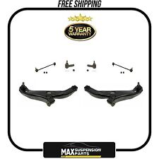 Protege & 5 Suspension Control Arms Tie Rods Sway Bar Links $5 YEARS WARRANTY$