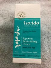 Lavido Age Away Replenishing Cream 1.69 Oz Full Size Bnib