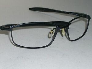 OAKLEY BLENDER 6B 55 17 133 Sleek Satin Schwarz Brille Rahmen Nur Minze