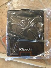 NEW Klipsch Reference R6 On-Ear Headphones (Black)