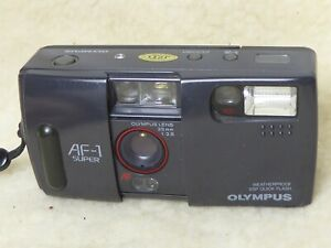 [EXCELLENT] Olympus AF-1 SUPER   Zuiko 35mm f/2.8   mju II Stylus Epic   FILM