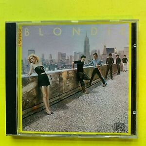 BLONDIE: AUTOAMERICAN CD The Tide Is High, Rapture