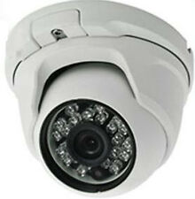 HD TVI 1080P Dome Camera 2.4MP Sony CMOS Sensor 3.6mm Lens, 18 LED IRs, USA NEW