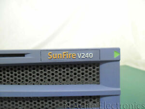 Sun Microsystem SunFire V240 Server 602-2695-02