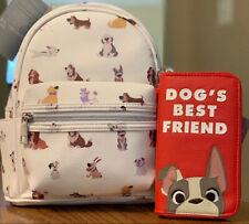 Oh My Disney: Disney Dogs Mini Backpack & Wristlet Wallet