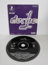 Demo One Jeu Game Sony PlayStation One 1 Ps1 PS 1 Pal Europe