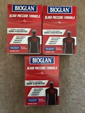 Bioglan Blood Pressure Formula 3 x 60 tablets expiry 04/2022 free Tracked Post.