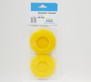 Sennheiser Ohrpolster für HD424 HD 424 HD-424 Ear cushion pad ** NEU ** Original