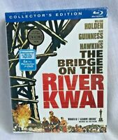 The Bridge on the River Kwai Collector's Edition WIlliam Holden New Sealed TCM