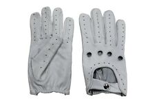 Hombury Leather Driving Gloves, Dressing Gloves, Sheep Leather