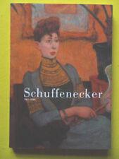 Collectif Emile Schuffenecker 1851-1934 Musée de Pont-Aven 1996 catalogue