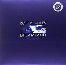Robert Miles - Dreamland [Deluxe Edition 2LP + CD] NUOVO SIGILLATO / NEW SEALED