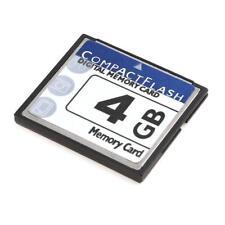 High Speed CF Speicherkarte Compact Flash CF Karte für Digital Kamera 4GB