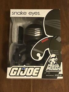 G.I. Joe Mighty Muggs Action Figure Snake Eyes