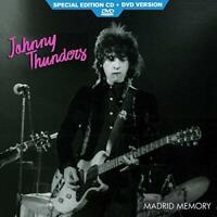 MADRID MEMORY - THUNDERS JOHNNY [CD]