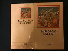 Marco Polo Il Milione Millenni Einaudi